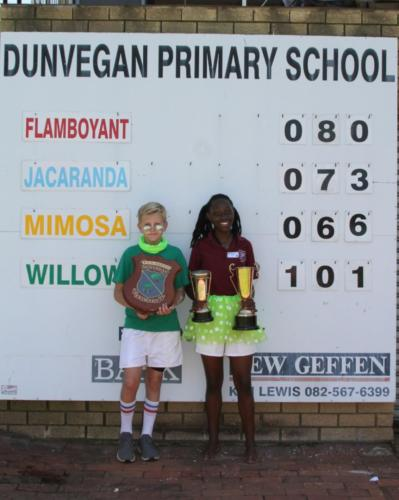 Willow the Winners!